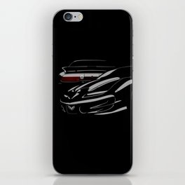 Firebird WS6 iPhone Skin