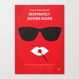 No336 My desperately seeking susan mmp Canvas Print