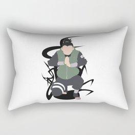 Born a Genius, Lazy by Choice Rectangular Pillow