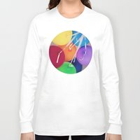 party Long Sleeve T-shirts featuring party by shannonblue
