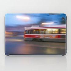 Steel in Motion iPad Case