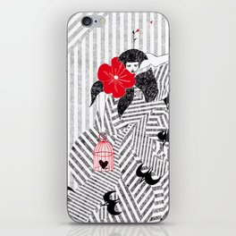 Lost Love iPhone Skin