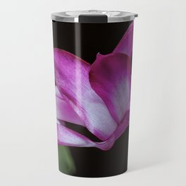 Christmas Cactus flower Travel Mug