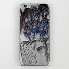 Zombie Trio iPhone & iPod Skin