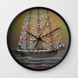 Atlante 14•5•16 Wall Clock