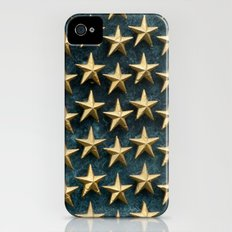 Our Heroes Stood For Us iPhone (4, 4s) Slim Case