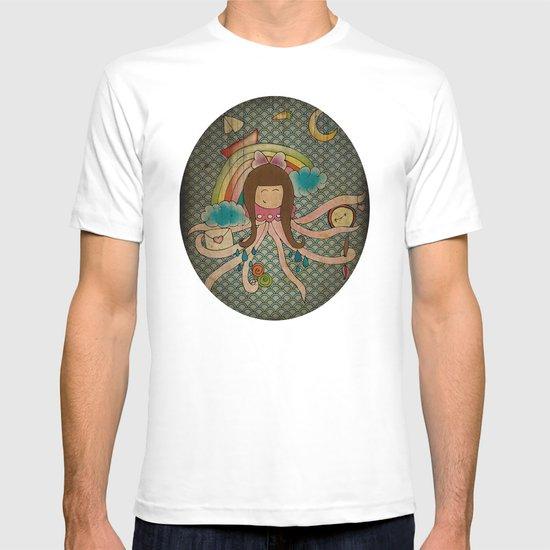 I'm A Little Octopus T-shirt