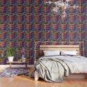 Love Heart Colour Abstract Art by mysunlife