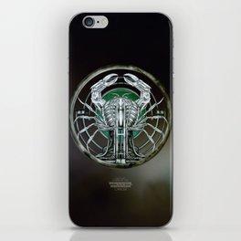 """Astrological Mechanism - Cancer"" iPhone Skin"