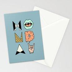 MONDAY Stationery Cards