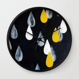 No. 4 Wall Clock