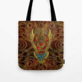 Garuda - bird of Vishnu Tote Bag