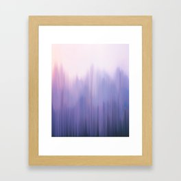 The Morning After Framed Art Print