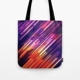 PONG - Pattern Tote Bag