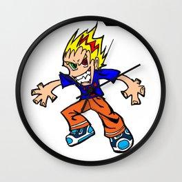 Spike Wall Clock