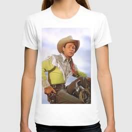 Roy Rogers, Vintage Actor T-shirt