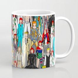 Bowie-A-Thon Coffee Mug
