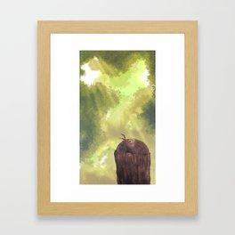 balltoo Framed Art Print