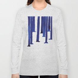 Ultramarine series #5 Long Sleeve T-shirt