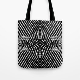 Frost Design Studio - Line Pattern Tote Bag