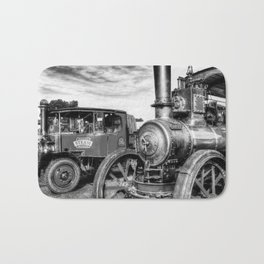 Steam Lorry And Traction Engine Bath Mat