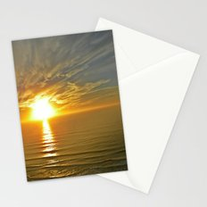 Setting Sun of Myrtle Beach Stationery Cards