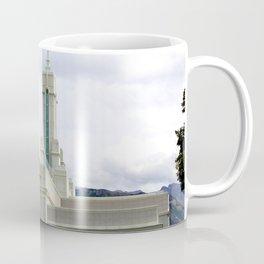 LDS Timpanogos Temple Coffee Mug