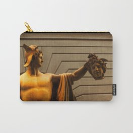 Perseus with Medusa's Head Carry-All Pouch
