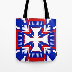 Colors of a Nation Tote Bag