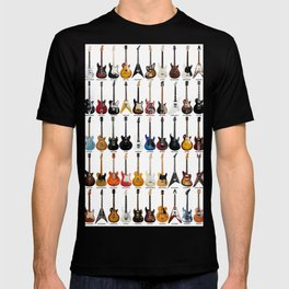 Guitar Legends T-shirt