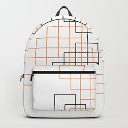 Simple Boxes Backpack