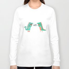 means 'I love you' Long Sleeve T-shirt