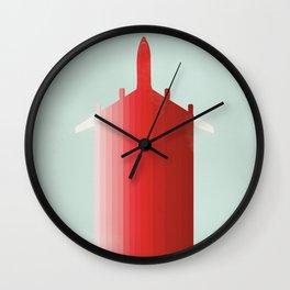 RD PLN Wall Clock