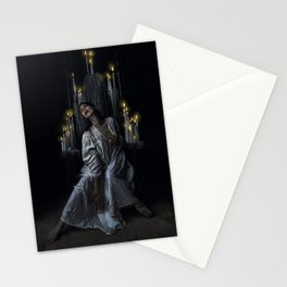Afflictions Stationery Cards