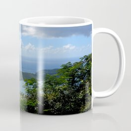 Over the Clouds in St Thomas Coffee Mug
