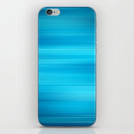 Blue Waves II iPhone Skin
