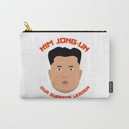 Kim Jong-Un Carry-All Pouch