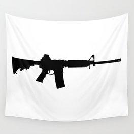 AR-15 Wall Tapestry