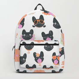Ziggy the Frenchie Backpack