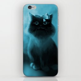 The Overly Attached Cat iPhone Skin
