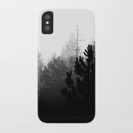 BLACK FOREST iPhone Case