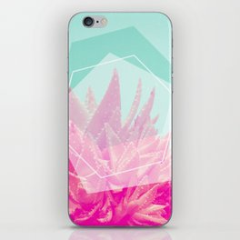 Aloe Veradream iPhone Skin