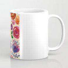 Summer Fruits Floral Mug