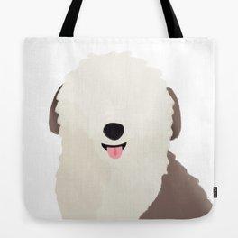 Sheepdog - Cute Dog Series Tote Bag