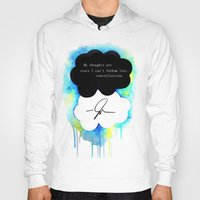 fault Hoodies featuring The Fault in Our Stars by Awful Artist