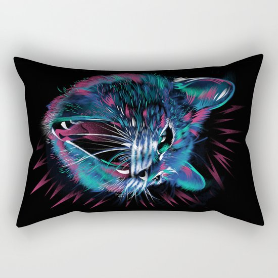 WILD CAT Rectangular Pillow