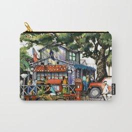 Siesta Key Oyster Bar Carry-All Pouch
