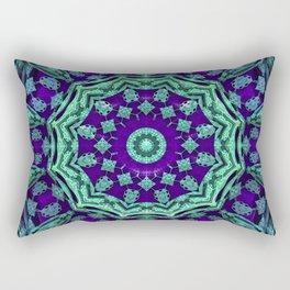 Ye Olde Mandala Rectangular Pillow
