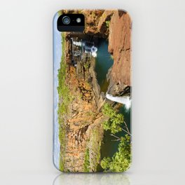 Mitchell Falls iPhone Case