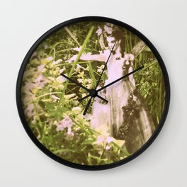 Shaylee Fairy Princess of the Field Wall Clock